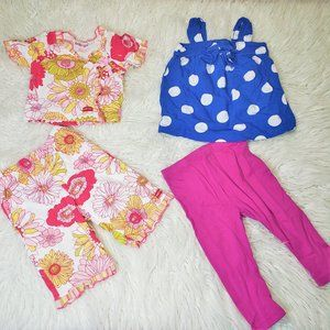 Girl's 12M Casual Comfort Bundle